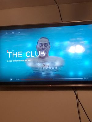 Lg 55 inch smart tv for Sale in Baytown, TX