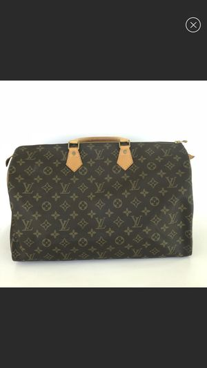 Louis Vuitton monogram speedy 40 satchel bag for Sale in Lakewood Township, NJ