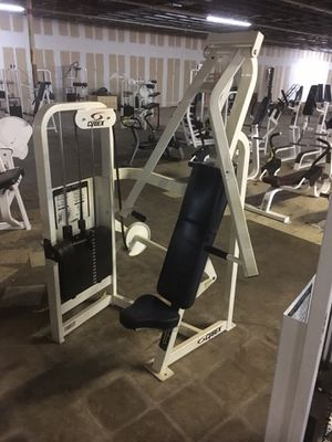 Cybex Chest Press for Sale in Bellaire, TX