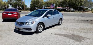 2015 HONDA CIVIC CLEAN TITLE for Sale in Lancaster, CA
