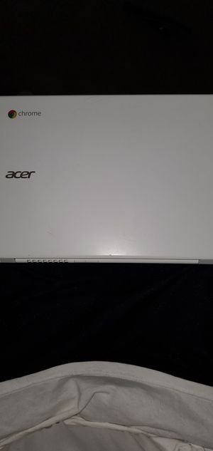 Acer ChromeBook, Touchscreen, Very Nice for Sale in Duncan, SC