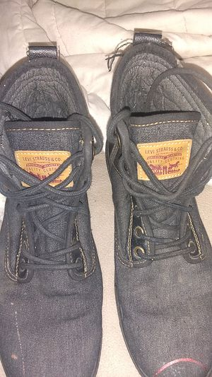 Levi's mens shoes for Sale in San Jose, CA