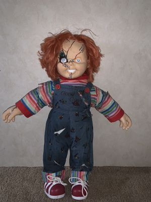 1/1 scale chucky doll for Sale in Pineville, LA