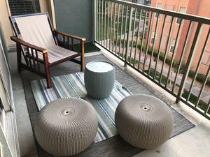 Patio furniture set for Sale in Las Vegas, NV