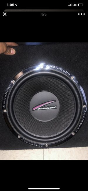 Subwoofer for Sale in Fontana, CA