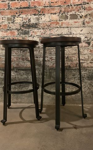(2) Bar Stools for Sale in Columbus, OH