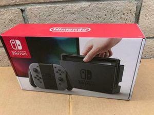 Nintendo switch Bundle FREE game for Sale in Sacramento, CA