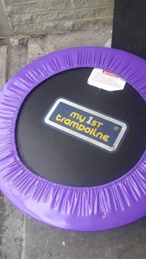 3x3 sq feet trampoline for Sale in Adelphi, MD