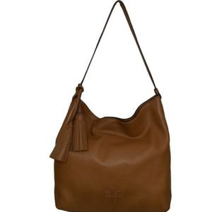 Tory Burch Thea Nutmeg Hobo Leather Bag, $450 for Sale in Houston, TX