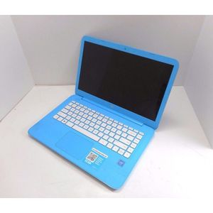 HP personal laptop baby blue with charger and protective case barely ever used $150 or best for Sale in PT CHARLOTTE, FL