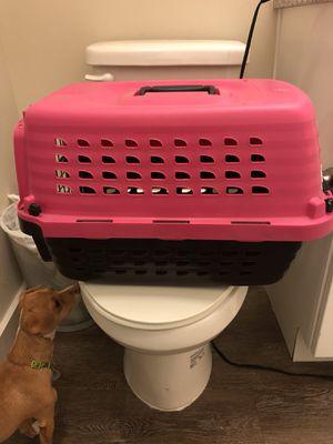 Pink Pet Carrier for Sale in Nashville, TN