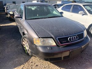 2001 AUDI A6 PARTING OUT for Sale in Dallas, TX