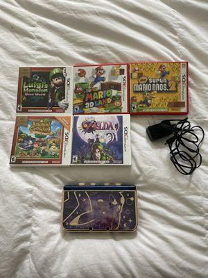 Nintendo 3DS XL - Galaxy bundle for Sale in Miami, FL