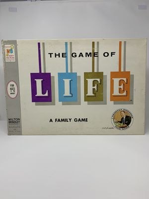 Vintage Game Of Life Board Game 1960 for Sale in El Monte, CA