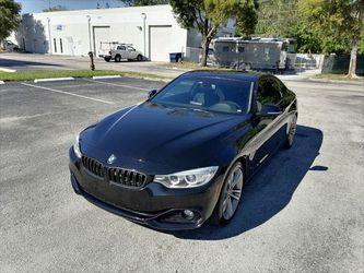 2014 BMW 4 Series for Sale in Hallandale Beach,  FL
