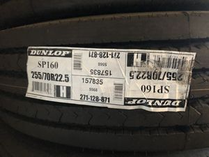 Tires 255/70R22.5 for Sale in Fontana, CA