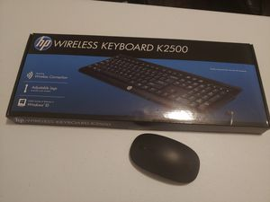 Wireless keyboard and Mouse. Brand New for Sale in Phoenix, AZ