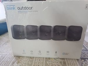 Blink Outdoor security system for Sale in Houston, TX