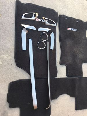 02-06 Acura Rsx Dc5 Type S-A Spec Interior Trim pcs Oem Honda $220.00 Full Set for Sale in Whittier, CA