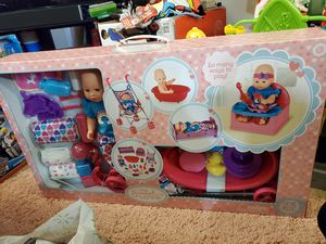 New Deluxe baby doll playset for Sale in Hayward, CA