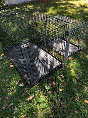 Dog crates for Sale in Townsend, MA