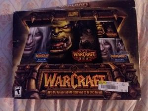 New WarCraft Battle Chest Computer Game for Sale in Annandale, MN