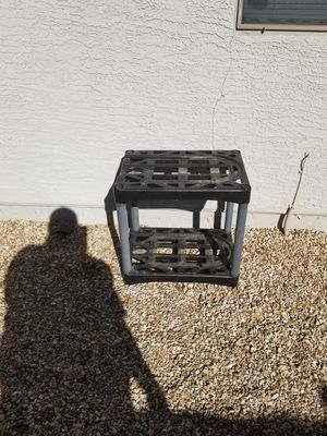Short two shelf storage unit for Sale in Glendale, AZ