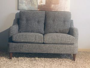 Couch Love Seat, 2 Seat, exclusive Designs, classy texture, amazing Shape. for Sale in Atwater, CA