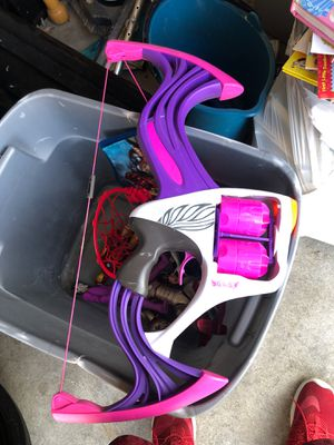 Nerf bow and arrow gun for Sale in Fontana, CA