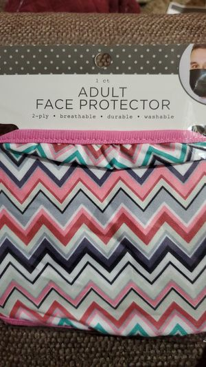 Adult Face Mask -2 ply for Sale in Virginia Beach, VA