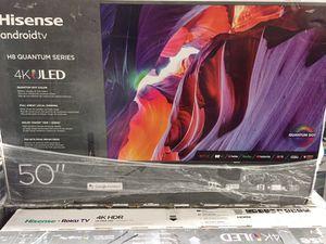 "50"" inch Hisense Quantum ULED 4K for Sale in Whittier, CA"