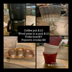 Krups coffee maker for Sale in Orlando, FL