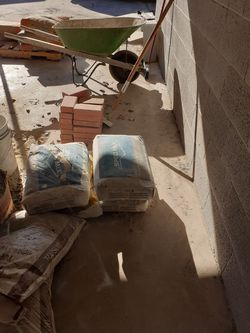 Portland Cement Type1/2 & Spec Mix Mortar Lime & Sand for Sale in Fort Worth,  TX