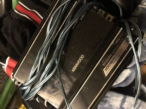 Kenwood 1000 Watt amplifier for Sale in Atlanta, GA