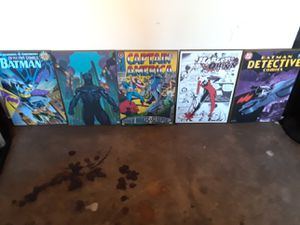 super heroe painted picture frames for Sale in Long Beach, CA