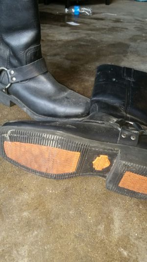 Harley Davidson Boots like new for Sale in Downey, CA