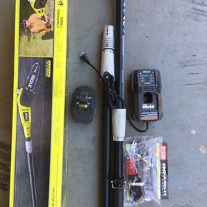 Ryobi cordless pole saw for Sale in Norcross, GA