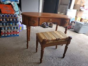 Antique vanity for Sale in West Springfield, MA