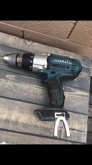 Makita hammer drill for Sale in Phoenix, AZ
