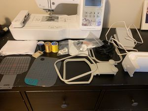 Brother se 600 embroidery and sewing machine for Sale in Downers Grove, IL