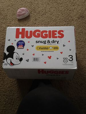 Huggies Diapers for Sale in St. Charles, IL