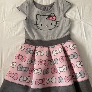 Hello Kitty, Grey Pink And White, Size 4T Toddler for Sale in El Cajon, CA