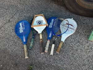 Tennis Rackets for Sale in Niles, IL