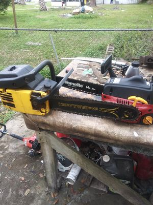 Chain saws for Sale in Lakeland, FL