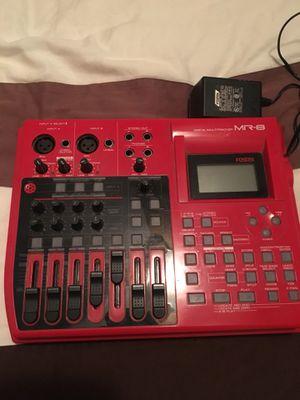 Fostex MR-9 8 Track recorder for Sale in Detroit, MI