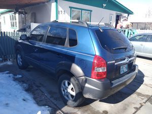 Hyundai Santa Fe 2005 4wd v6 mechanical good 3.500 for Sale in Denver, CO