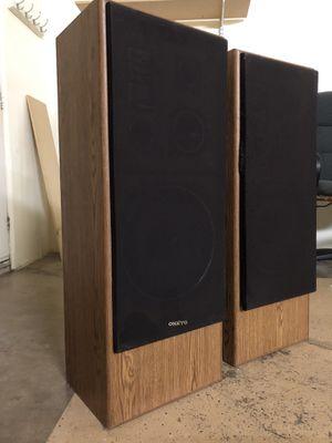 Onkyo Fusion AV s-35 Speaker for Sale in Garden Grove, CA
