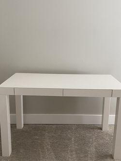 West Elm White Desk for Sale in Vienna,  VA