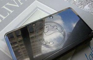 Original Nintendo 3Ds with laser etching for Sale in Quincy, MA