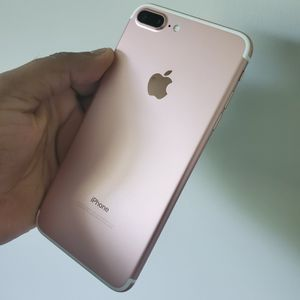 """iPhone 7+ """"Factory+iCloud Unlocked Condition Excellent"""" (Like Almost New) for Sale in Springfield, VA"""